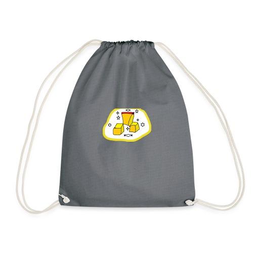 The Golden Dong - Drawstring Bag