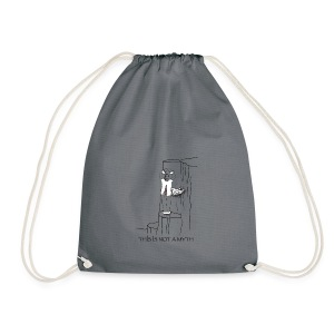 THIS IS NOT A MYTH! - Drawstring Bag