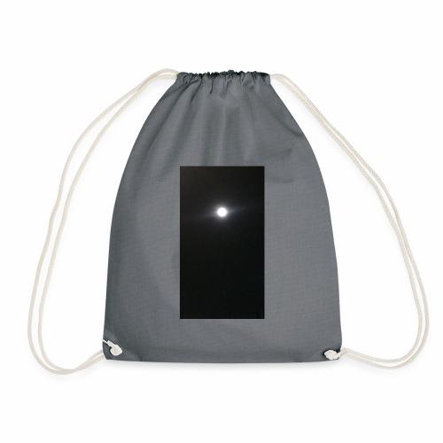 The moon - Drawstring Bag