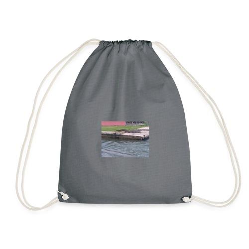 Reptile - Drawstring Bag