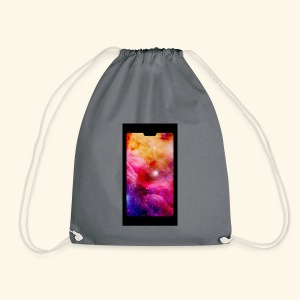 Galaxy T-Shirt - Drawstring Bag
