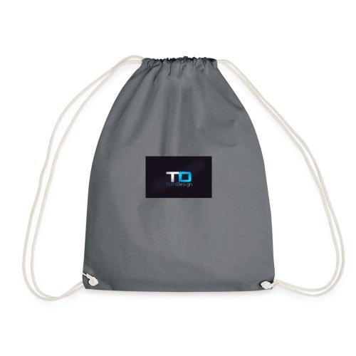 Tomi Toth logo - Drawstring Bag