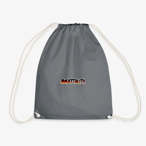 Chest Text Merch - Drawstring Bag