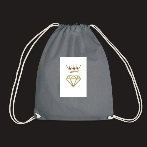 Luxury street wear,luxury logo - Drawstring Bag