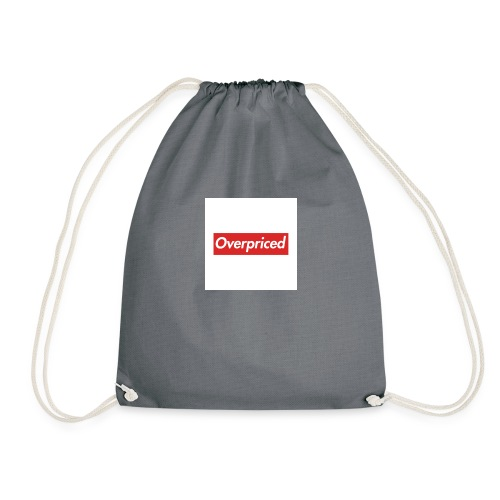 overpiced - Drawstring Bag