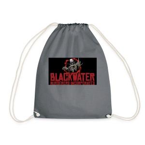 BLACKWATER MURDERS INCORPORATED - Drawstring Bag
