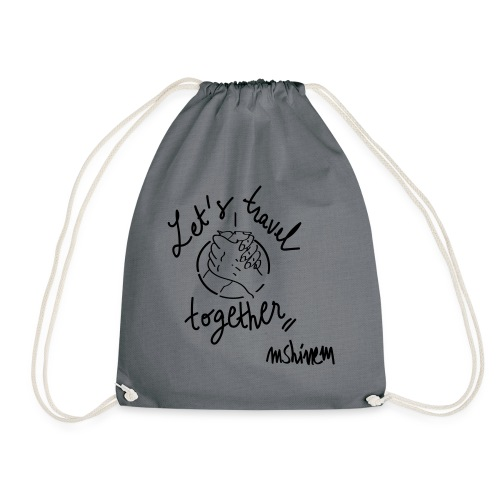 let s travel together - Sac de sport léger