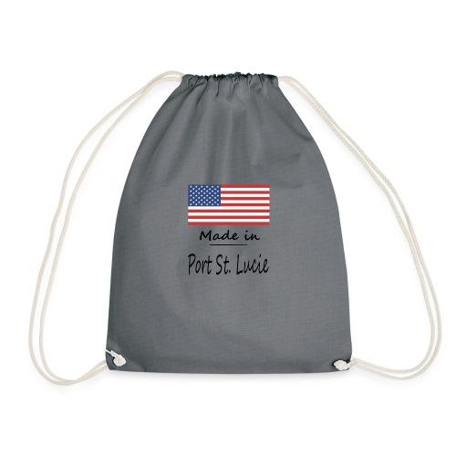 Port St. Lucie - Drawstring Bag