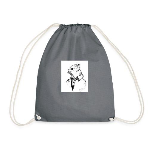 InkedThe Dog style bak LI - Mochila saco