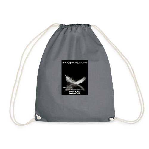 World Of Parallel Reflections - Drawstring Bag