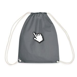 clickbait - Drawstring Bag
