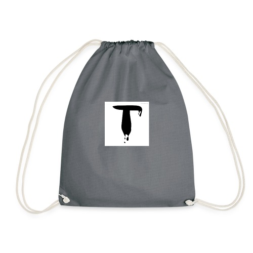 the tobski case - Drawstring Bag