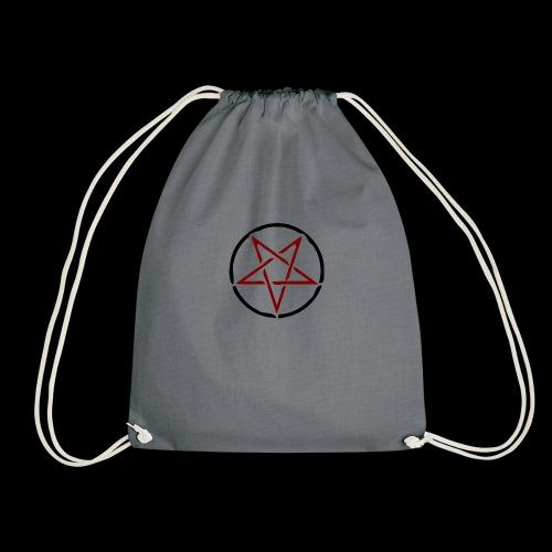 pentagram - Drawstring Bag