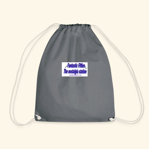 big box - Drawstring Bag