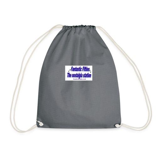 big box - Drawstring Bag