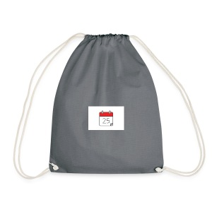 count down - Drawstring Bag