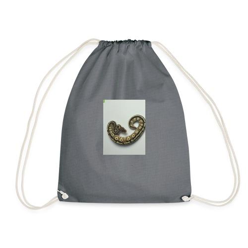 forma serpiente - Mochila saco