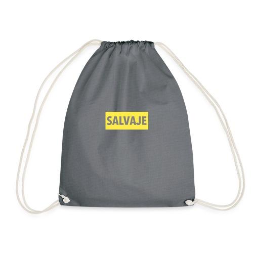SALVAJE - Mochila saco