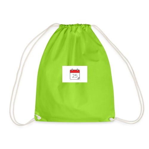 count down - Drawstring Bag