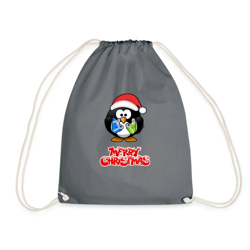 Merry Christmas - Sacca sportiva