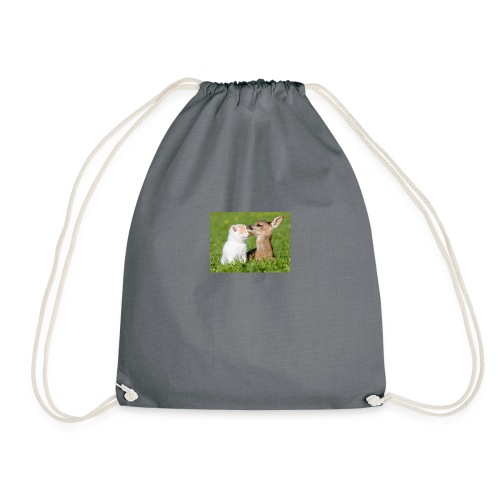 cute - Drawstring Bag