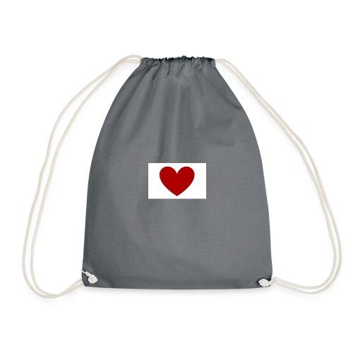 LeonyStella | Heart the world! - Turnbeutel