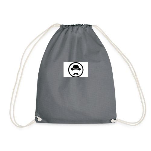 Bigote Logo La Trompa - Mochila saco