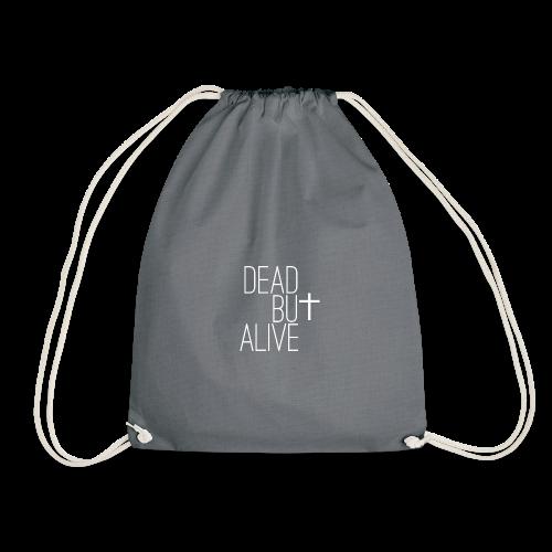 DEAD BUt ALIVE - Turnbeutel