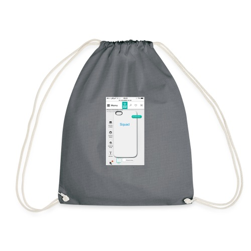 Squad iPhone case - Drawstring Bag