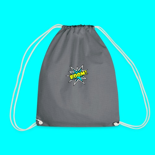 Comic Book Boom - Drawstring Bag
