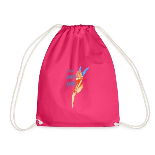 Sweet Fairy - Sacca sportiva