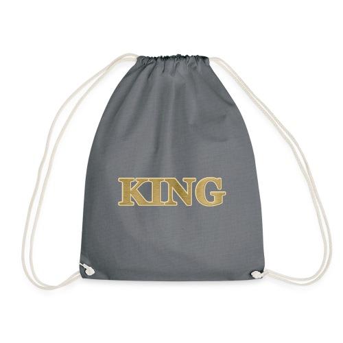 The KING - Turnbeutel