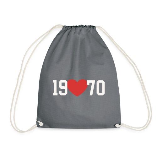 19 heart 70 - Turnbeutel