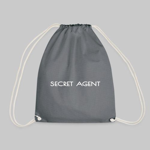 Secret agent - Drawstring Bag