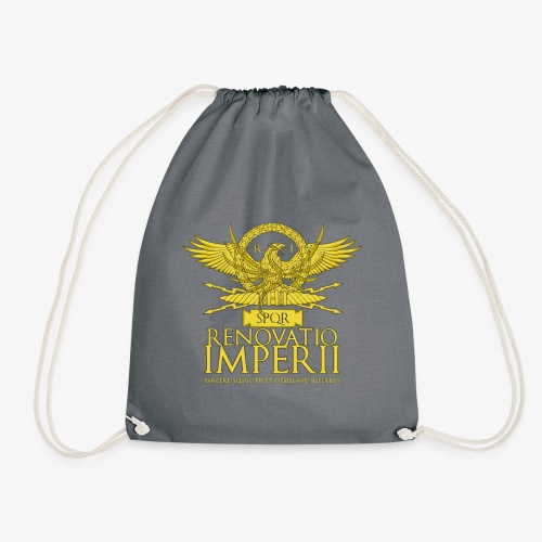 Emblema Renovatio Imperii - Sacca sportiva