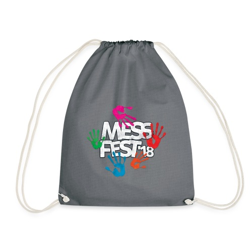 Mess Fest '18 - Drawstring Bag