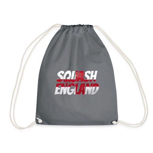 Squash England - Drawstring Bag