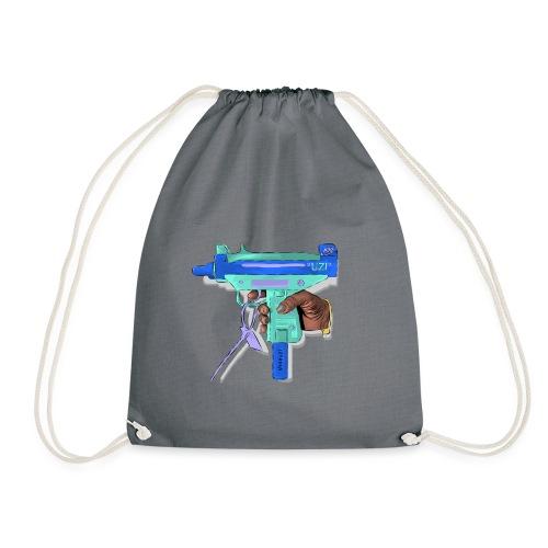 uzi - Drawstring Bag