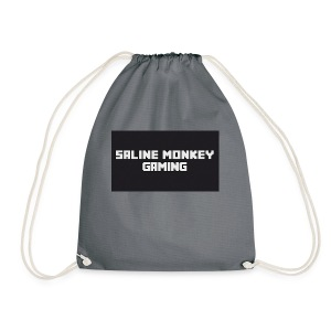 Saline monkey gaming tröja - Gymnastikpåse