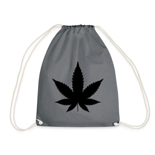 CannabisBlack - Turnbeutel