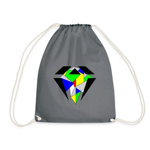 J.O.B. Diamant Colour - Turnbeutel