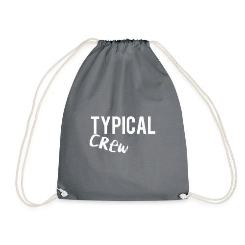 typicalCrew - Drawstring Bag