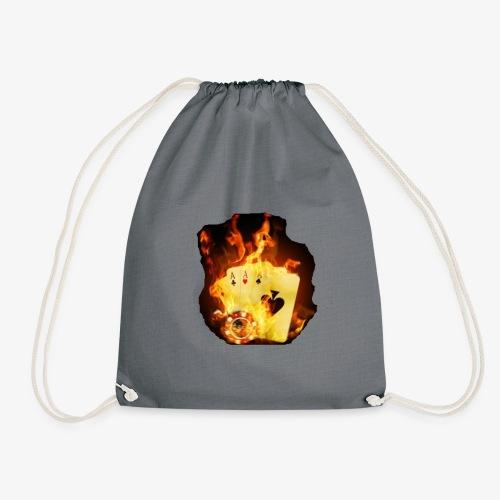 Flamme THE TEXAS HOLDEM - Turnbeutel