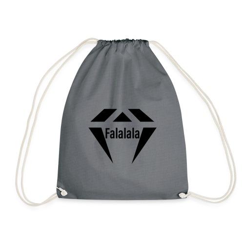 J.O.B Diamant Falalala - Turnbeutel