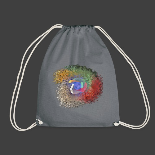 Brainwashing 3D - Drawstring Bag