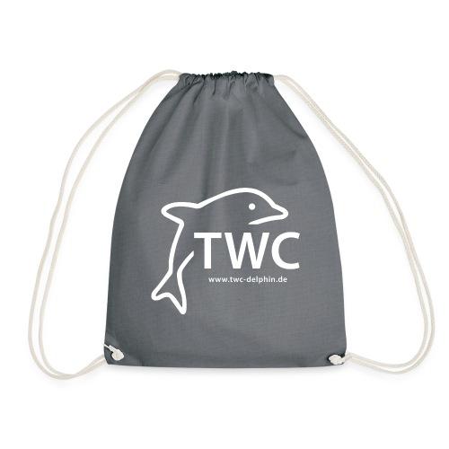 twc weiß - Turnbeutel