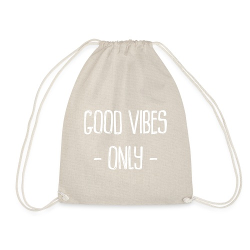 Good vibes only - Turnbeutel