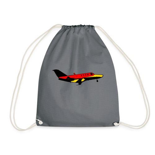 flugzeug Fliegen Flugzeug - Turnbeutel