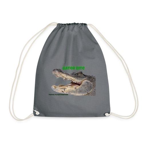 Gator Bite - Drawstring Bag
