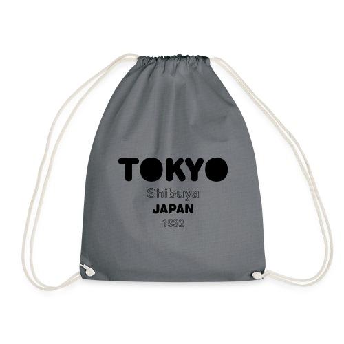 Tokyo JAPAN - Sac de sport léger